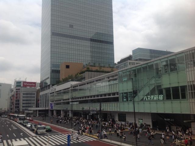 バスタ新宿の時刻表や予約