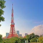 東京タワーのアクセスや営業案内とライトアップやイルミネーションについて