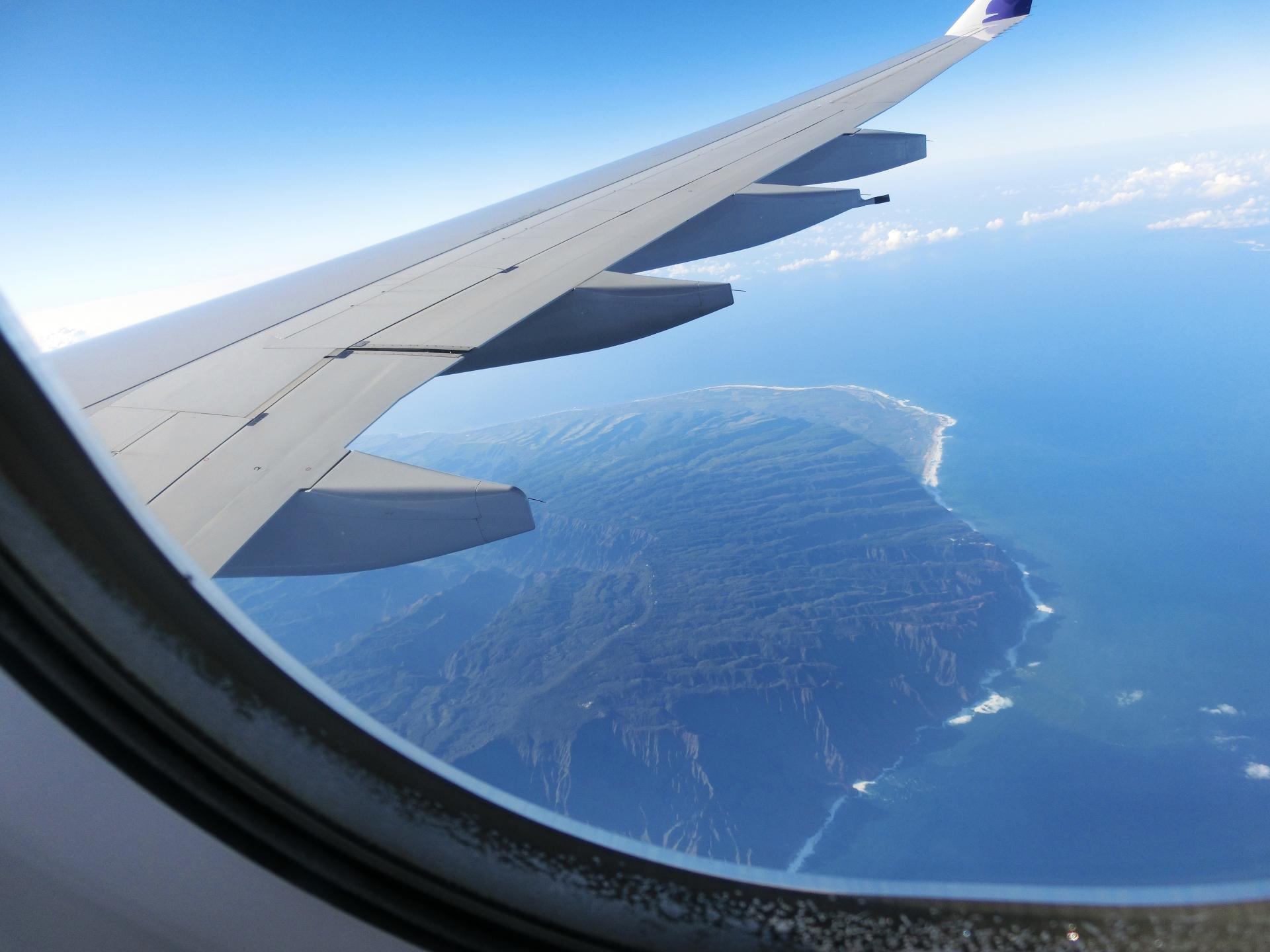 ハワイアン航空のマイレージと気になる機内食や座席