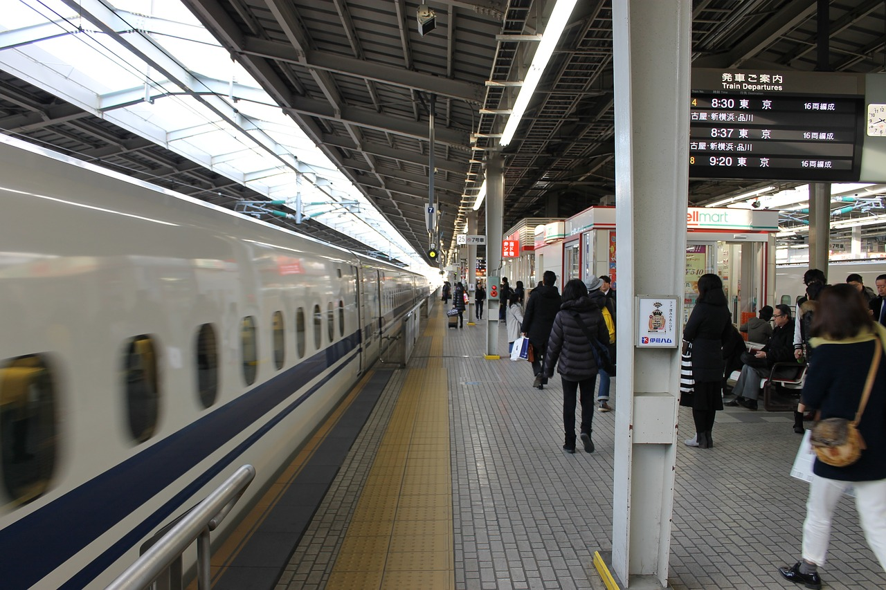 新幹線・東京や新大阪、博多発の時刻表や便利なデジタル時刻表