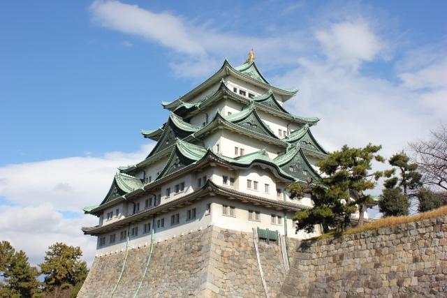 名古屋城の料金表や駐車場と行き方がすぐわかる鉄道でのアクセス動画