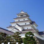 鶴ヶ城/会津若松城の桜やアクセス地図