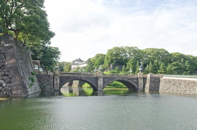 皇居・旧江戸城の一般公開や観光・見学コース
