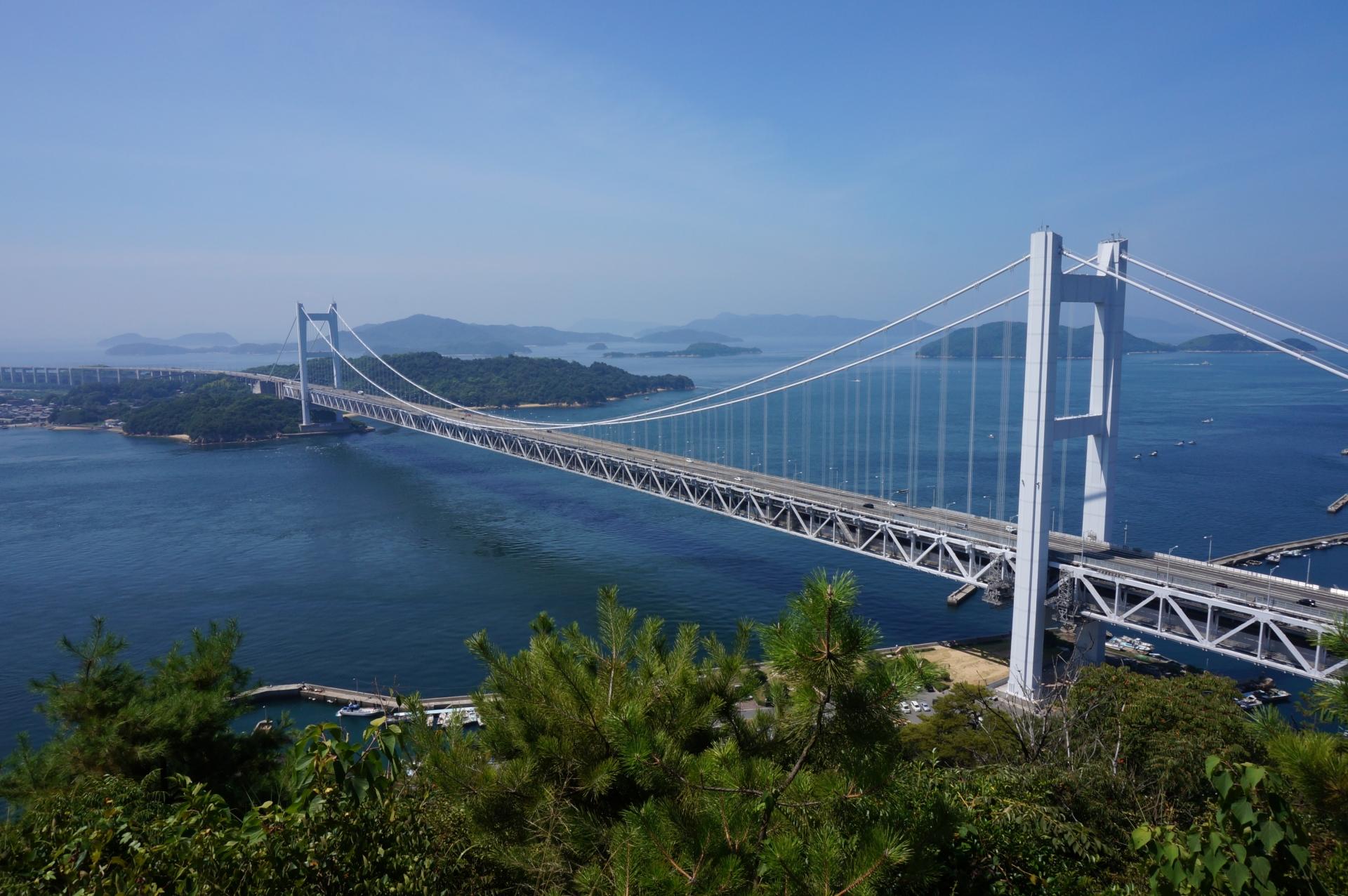 四国観光のおすすめ名所やモデルコースとランキング