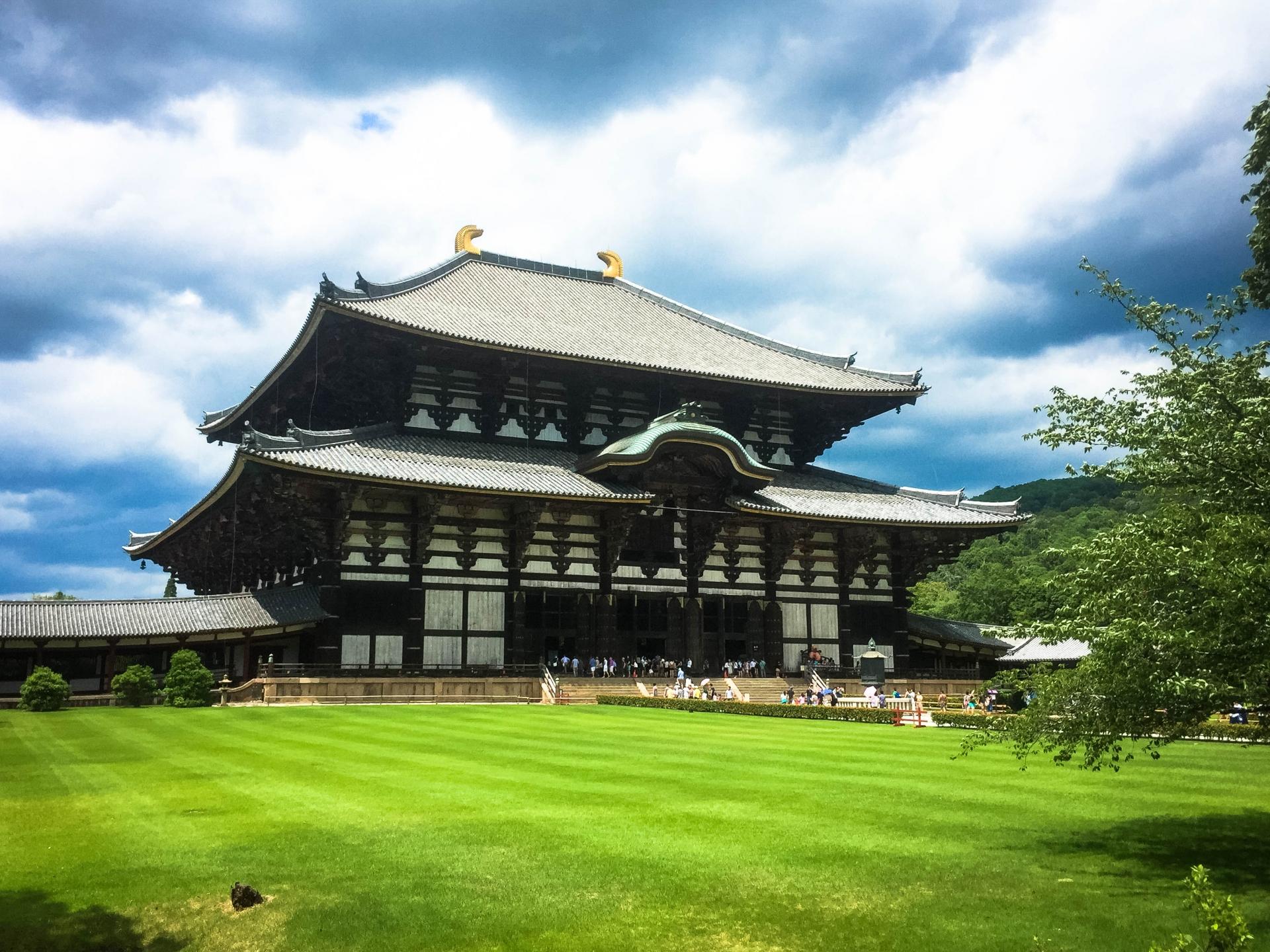 奈良の観光スポットやモデルコースと観光地図