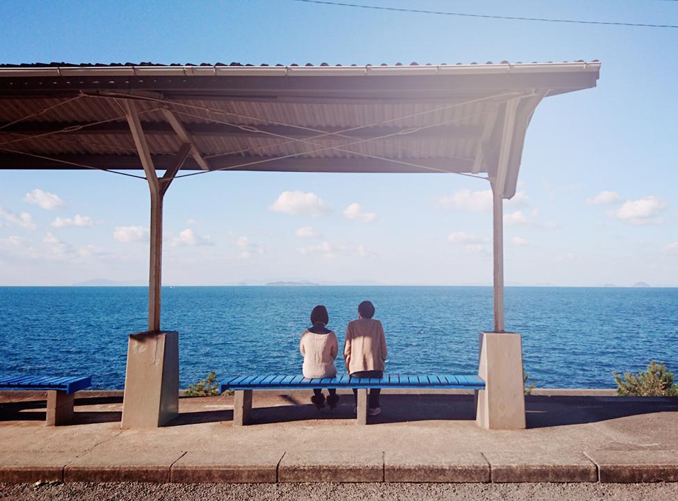 【絶景】下灘駅の行き方や楽しみ方と最寄りの駐車場について