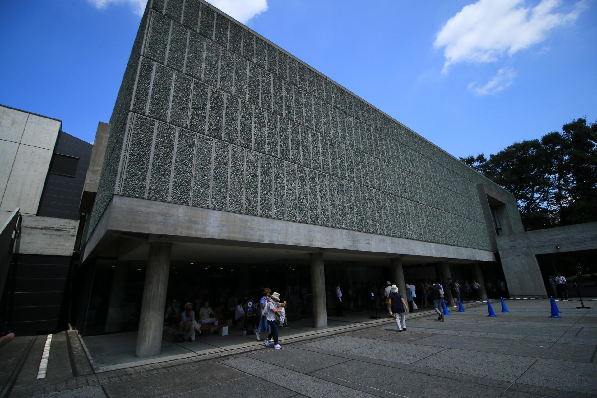 国立西洋美術館・世界遺産の理由やモネなど常設展示作品と施設の案内