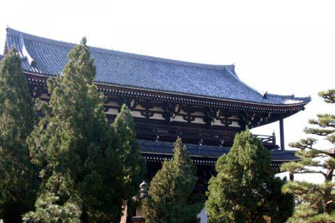 東福寺の三門(国宝)